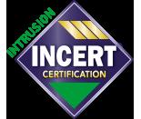 Certifié INCERT INTRUSION